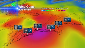 Wind Speed Map Hurricane Sandy The U201cfrankenstorm U201d Aiming For Major East Coast