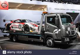 nissan race car nissan gt3 nismo race car at the 65th iaa commercial vehicles fair