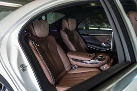 mercedes s class rear seats a with a 2014 mercedes s class