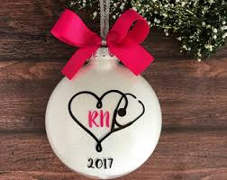 personalized graduation ornaments ornament etsy