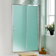 glass shower door nice small naples glass shower enclosure led