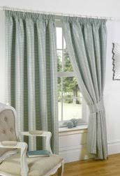 Whitworth Duck Egg Lined Curtains Blue Curtains