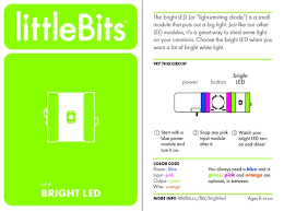 littlebits bright led australia