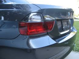 2004 bmw 330i tail lights bmw e90 blackline tail lights for bmw e90 2006 2008 3 series sedan