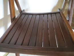 wood slat wood slat folding chair omero home