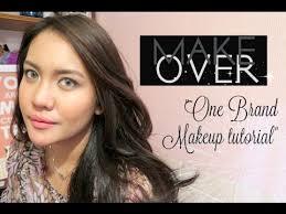 Eyeshadow Wardah Vs Makeover make one brand makeup tutorial review 2016 indonesia