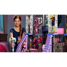 Monster High Doll House Furniture Monster High Deadluxe High Walmart Com