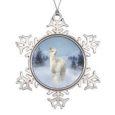 alpaca ornaments keepsake ornaments zazzle
