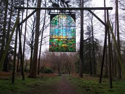 stained glass home decor of wild pigs and stained glass yes it u0027s the forest of dean