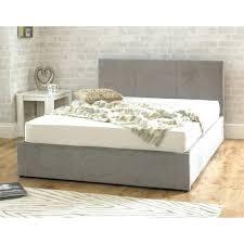 double ottoman frame argos small size pentre white storage beds