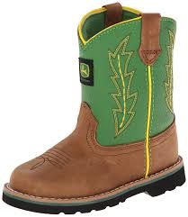 s deere boots sale amazon com deere 1186 boot toddler boots