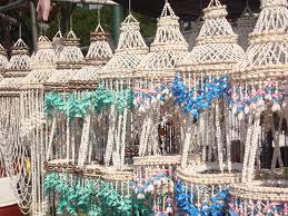 Patio Hanging Lights by Hanging Basket Made Of Puka Shells Decor Pinterest Patios
