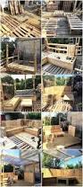 best 25 pallet patio decks ideas on pinterest pallet patio