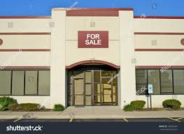 retail store building sale real estate stock photo 155987426