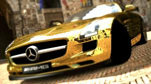 golden cars mercedes benz sls amg gold 4k hd desktop wallpaper for 4k ultra