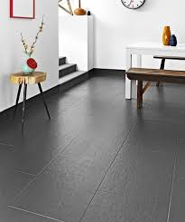 great vinyl flooring slate tile effect black tile effect vinyl
