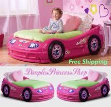 Little Tikes Toddler Bed Little Tikes Princess Pink Girls Toddler Roadster Race Car Bed