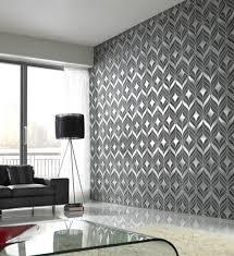 Wallpapers Home Decor Textured Wallpaper For A More Contemporary Formal Foyer