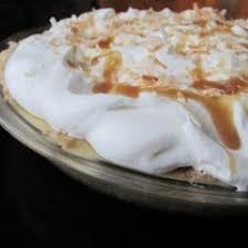 banana caramel pie recipe details calories nutrition