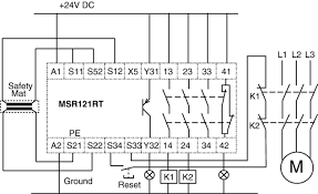 wiring diagram safety relay 28 images safety relay wiring