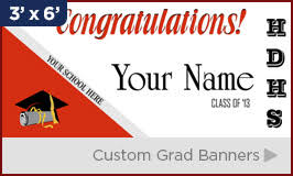 high school senior banners graduation banners ohio high schools more