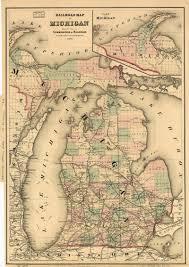 Novi Michigan Map by When Did We Start Calling Michigan