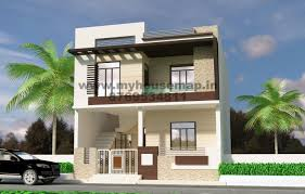 Home Design 3d Elevation by Elevation In India House Map Elevation Exterior House Design 3d