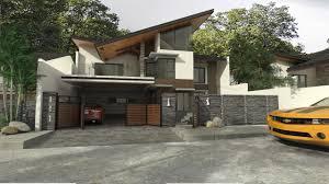 artstation 2 storey house residential ton caballero