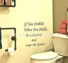 Bathroom Quotes For Walls Compare Prices On Bathroom Decal Quotes Online Shopping Buy Low