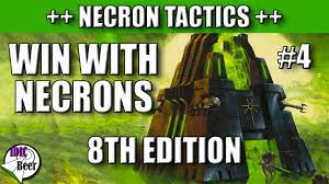 win with necrons 8th edition canoptek scarab and spyder necron