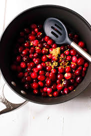best cranberry sauce a sweet pea chef