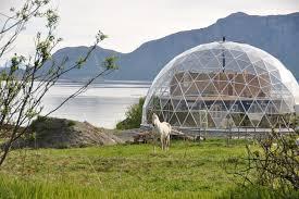 geodome house solar geodesic dome nature house inhabitat green design