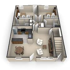 Floor Plan Renderings 3d Floor Plans