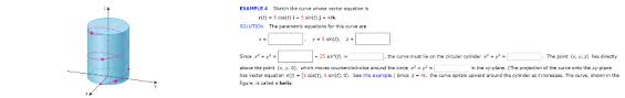 sketch the curve whose vector equation is r t u003d 5 chegg com