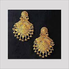 earrings in grt gold earrings in chennai tamil nadu india grt jewellery