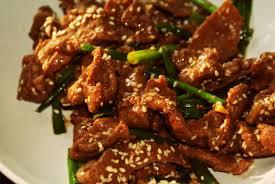 cuisine asiatique recette émincé de boeuf qui goute vraiment quelque chose pas de kraft diner