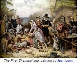 sunday school history of thanksgiving