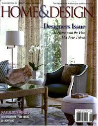 danziger design look for us in home u0026 design magazine