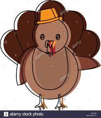 turkey icon stock vector illustration vector image