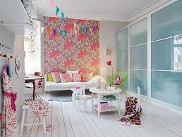 papier peint chambre fille ado chambre de fille ado moderne 1 d233co murale chambre enfant