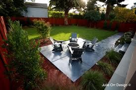 Family Backyard Ideas A Modern Family Chill Zone In San Mateo Julie Orr Design