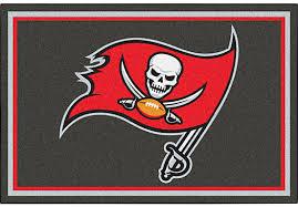5 8 Rugs Nfl Big Game Tampa Bay Buccaneers 5 U0027 X 8 U0027 Rug Rugs