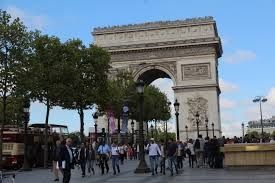 just what the times need u2014an arc de triomphe where to next