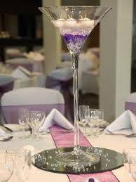 martini glass centerpieces of versions for any fashion large martini glass vases centerpieces