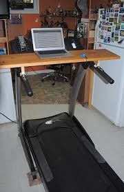 Computer Desk Treadmill Macgyvering Your Own Treadmill Desk Wired
