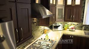Dark Kitchen Cabinets With Backsplash Bathroom White Kitchen Cabinets With Dark Granite Transformations