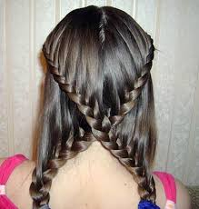 types of hair braids beautiful and easy braided hairstyles for different types of hair