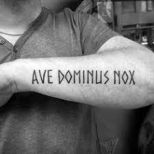 latin typography tattoo lorem ipsum tattoo typography inspiration pinterest tattoo