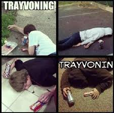 Trayvoning Meme - trayvoning the newest internet trend that you can t wait to go away