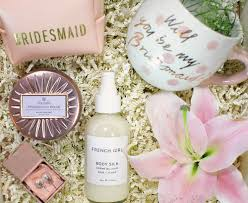 bridesmaid boxes bridesmaid gift boxes bridal party gift ideas bhldn